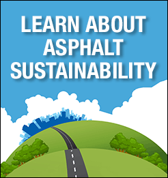 Learn About Asphalt Sustainability