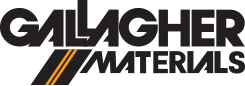Gallagher Materials Logo