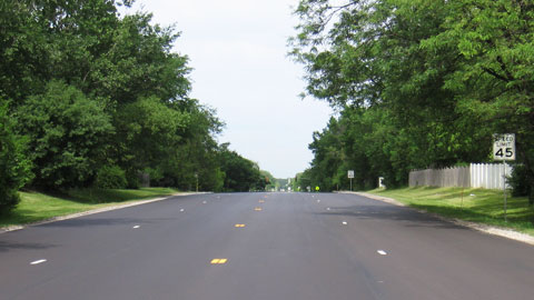 Governor's Highway: Crawford to 175th St.