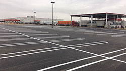 Costco Depot 267 Parking LoP